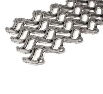Грязезащитные ковры Дюна, 14 мм