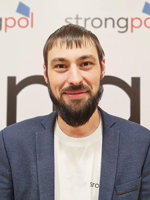 Руководитель отдела продаж Александр Игоревич