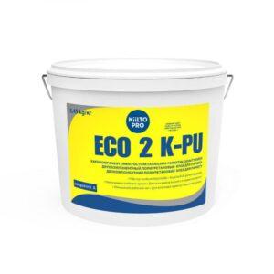 Двухкомпонентный полиуретановый клей Kiilto ECO 2K-PU 6кг